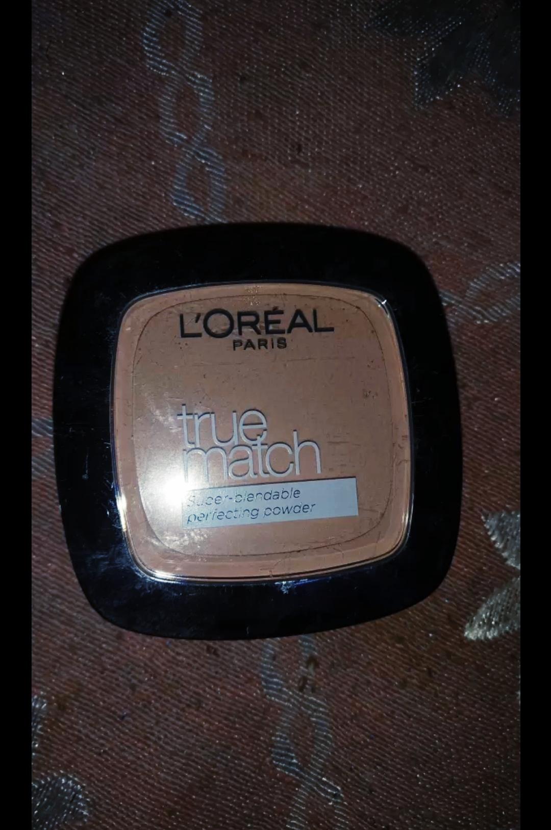 L'Oreal True Match Powder-Good-By amarpreet