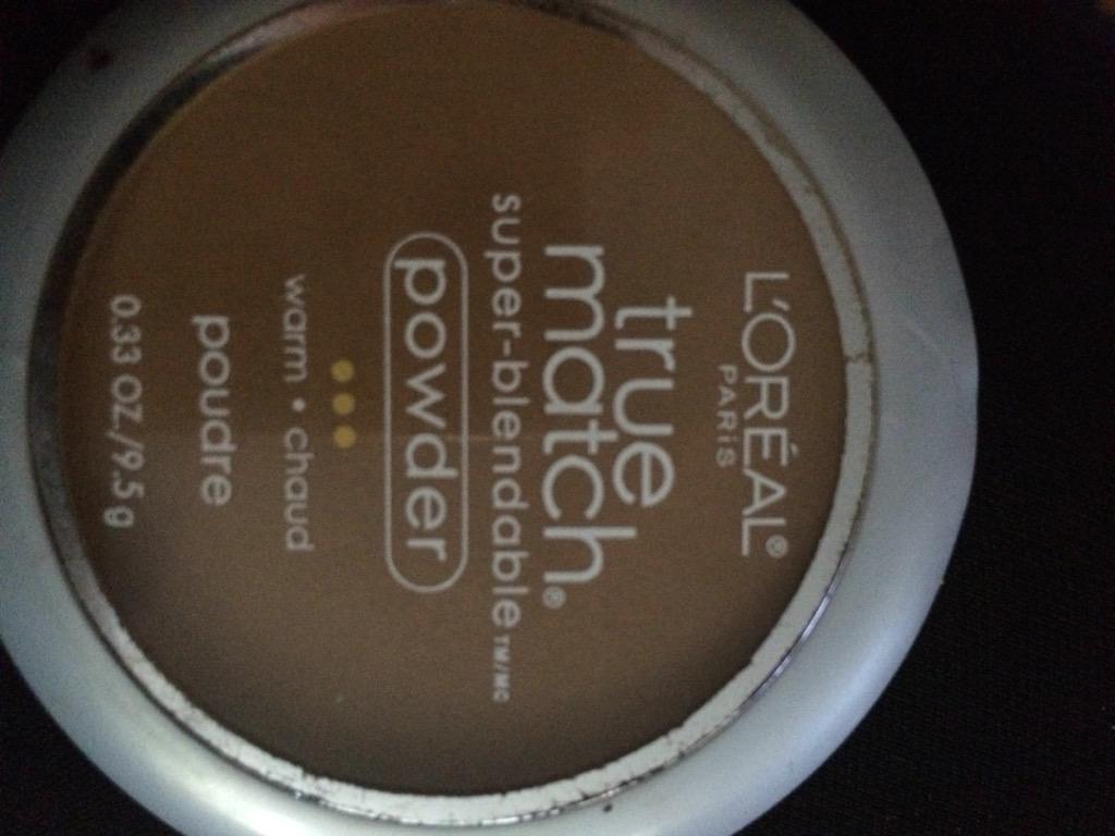 L'Oreal True Match Powder-LOreal True Match Powder-By aneesha
