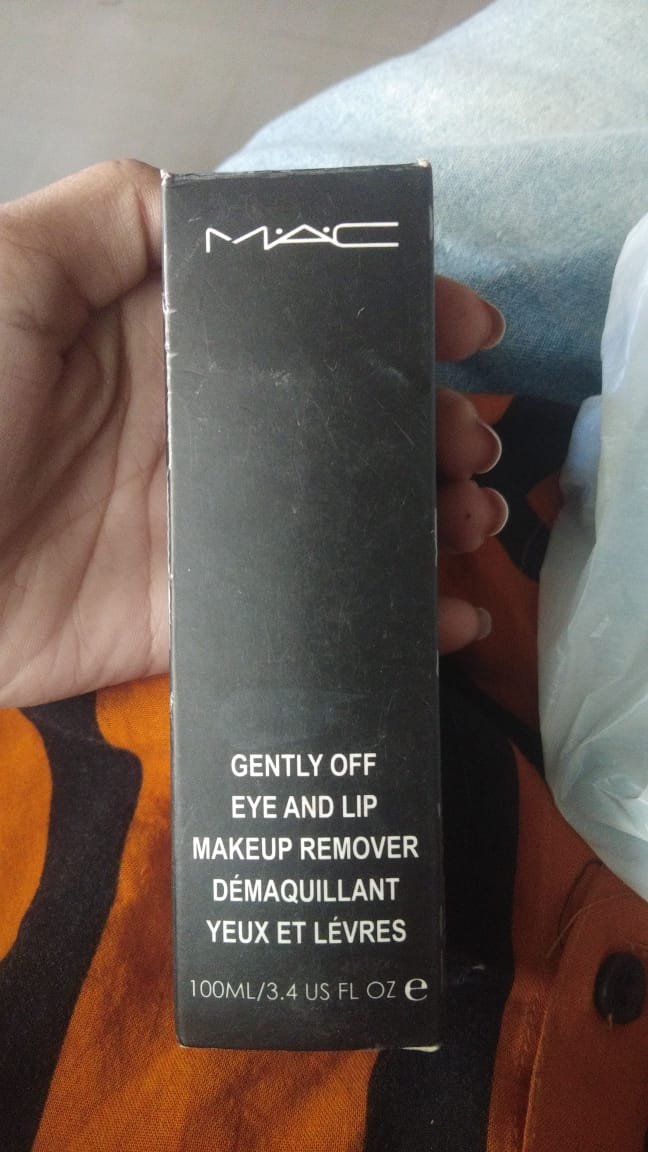 MAC Gently Off Eye And Lip Makeup Remover-Best makeup remover-By ashwini_bhagat
