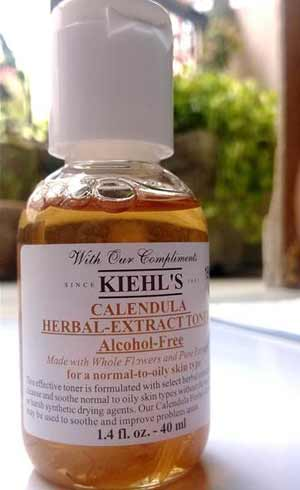 Kiehl's Calendula Herbal Extract Alcohol Free Toner-recommended-By shipra-2