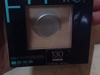 Maybelline Fit Me Matte And Poreless Powder pic 1-Worth buying-By innaya_jabin