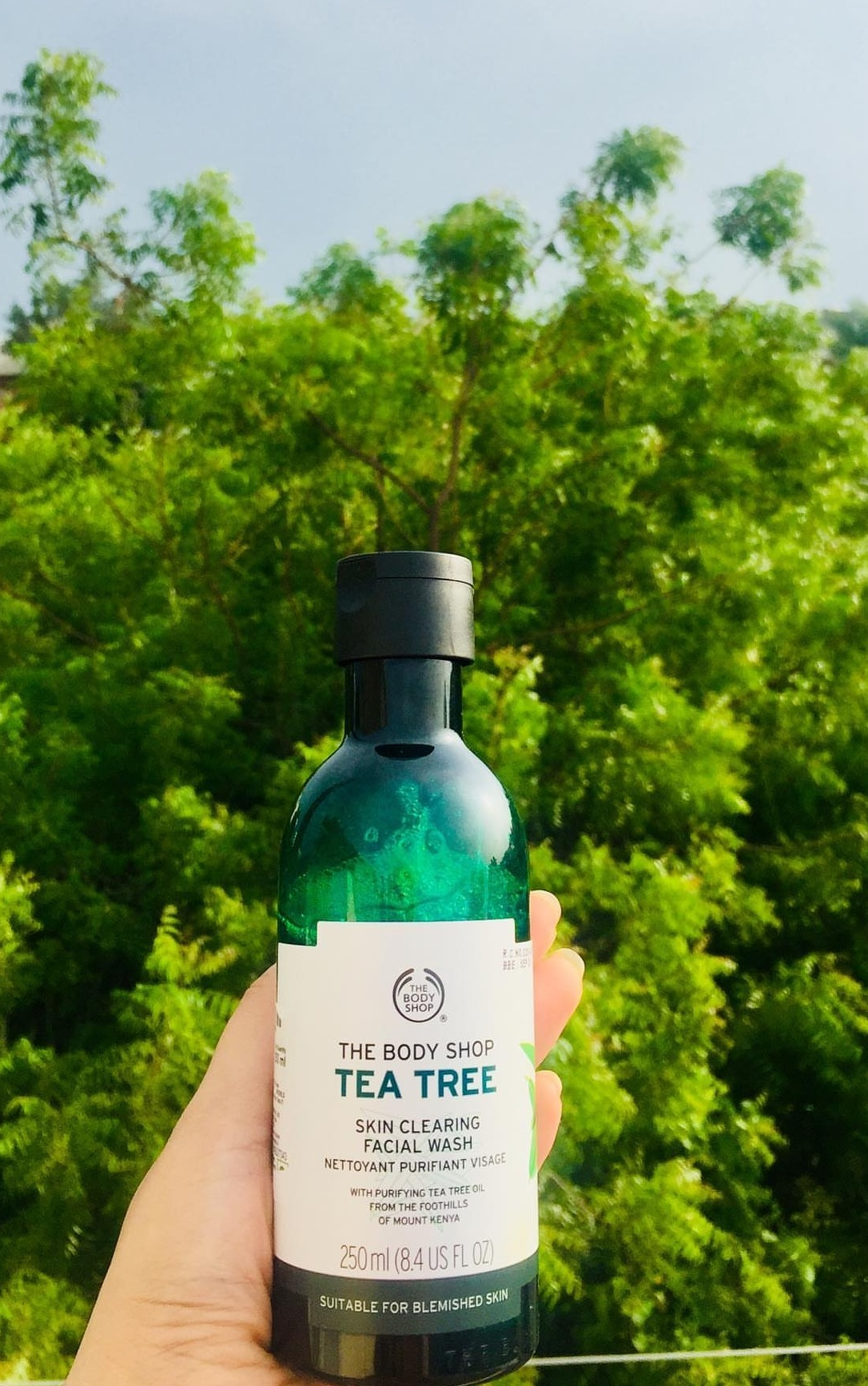 The Body Shop Tea Tree Skin Clearing Facial Wash-Tea tree skin clearing face wash-By garima.sharma28-2