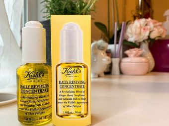 Kiehl's Daily Reviving Concentrate -Best facial oil-By garima.sharma28