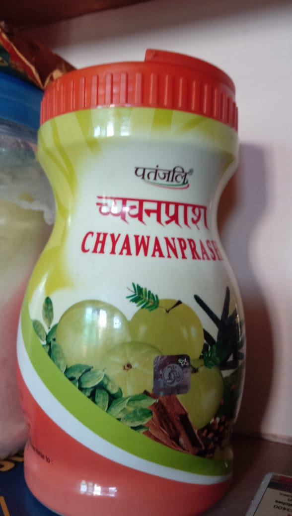 Patanjali Special Chyawanprash-Strength your internal defence mechanism-By nidzzz
