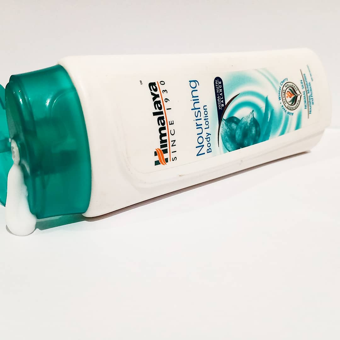 Himalaya Nourishing Body Lotion -honest review-By jazz_besty_corn