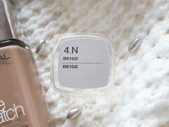 L'oreal Paris True Match Super Blendable Makeup Liquid Foundation pic 2-Medium coverage blendable foundation-By garima.sharma28