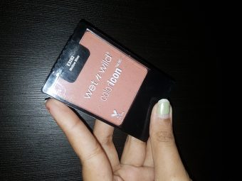Wet n Wild Color Icon Blush -Absolutely favourite-By nessa