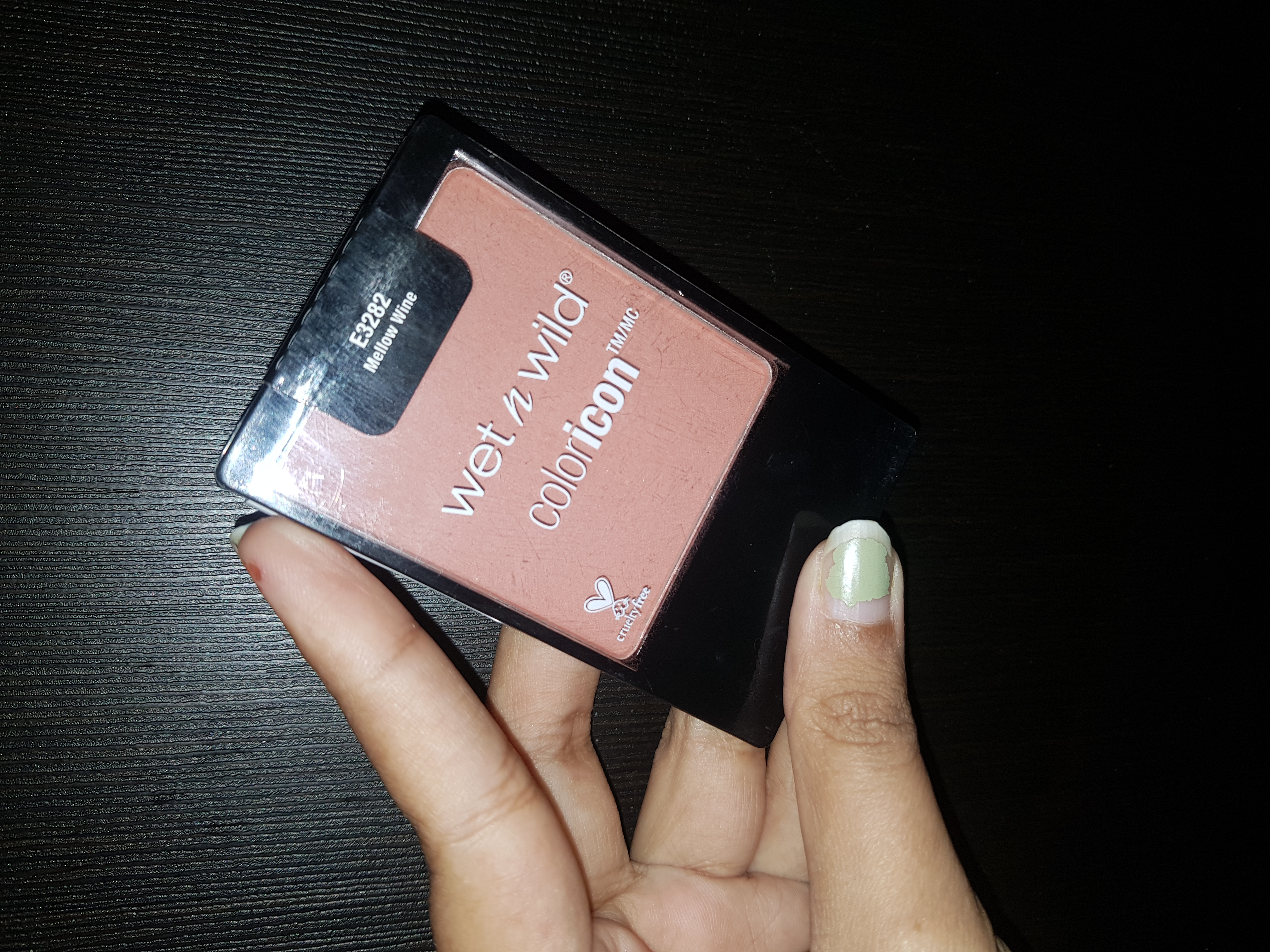 Wet n Wild Color Icon Blush-Absolutely favourite-By nessa