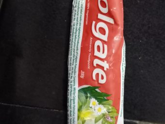 Colgate Herbal Toothpaste -Natural-By priyasethi30
