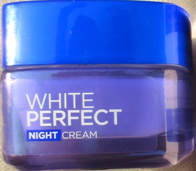 L'Oreal Paris White Perfect Night Cream-Glowing skin-By avyuktha