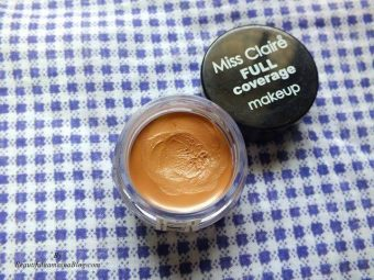 Miss Claire Full Coverage Makeup Concealer -branded concellar-By umadevi