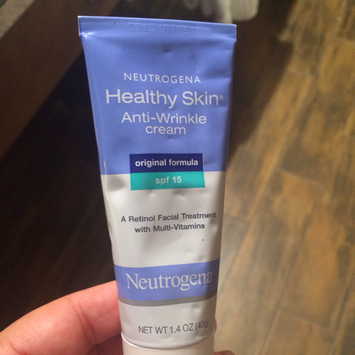 Neutrogena Healthy Skin Anti-Wrinkle Cream SPF 15-super anti wrinkle by netrogena-By umadevi