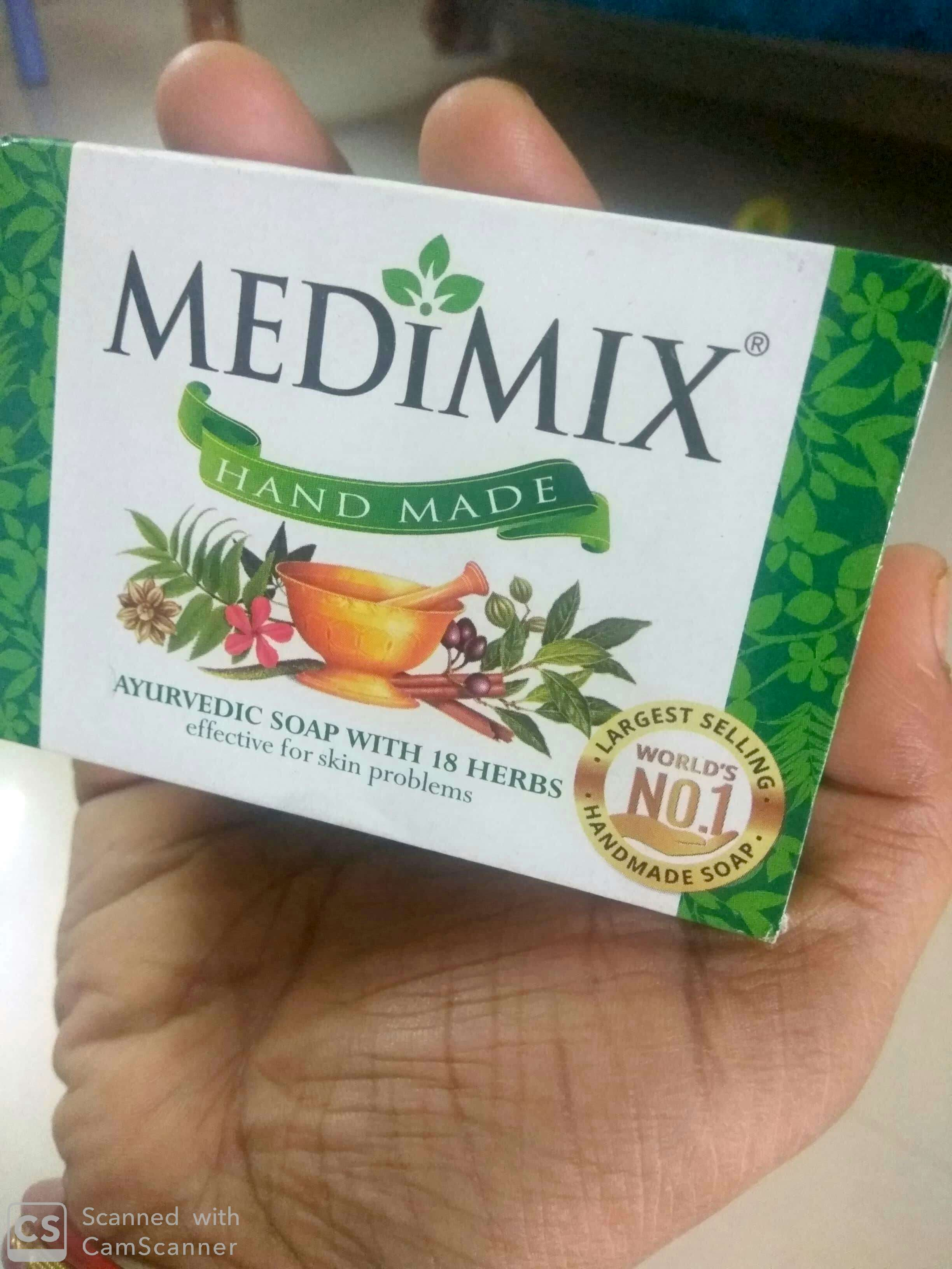 Medimix Ayurvedic 18 Herb Soap-Herbal product-By stylecp-2