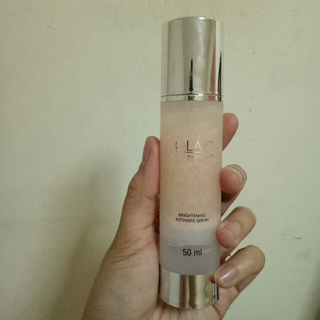 Olay White Radiance Brightening Intensive Serum -intensive serum by olay-By umadevi