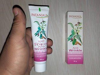 Patanjali Anti Wrinkle Cream -best Ayurvedic wrinkle cream-By umadevi