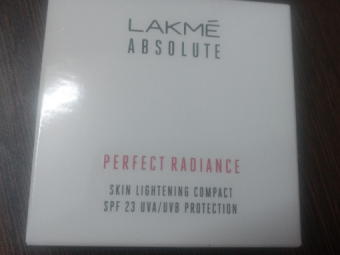 Lakme Perfect Radiance Compact -Lakme Perfect Radiance Compact-By aneesha