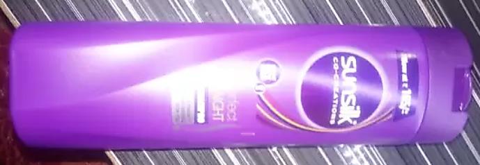 Sunsilk Perfect Straight Lock Shampoo-Sunsilk Perfect Straight Lock Shampoo-By aneesha