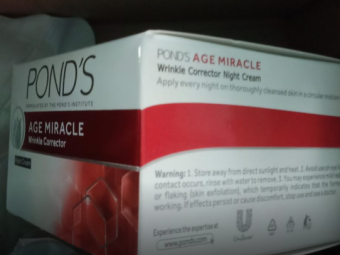 Ponds Age Miracle Deep Action Night Cream -Ponds Age Miracle Deep Action Night Cream-By aneesha