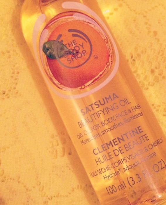 The Body Shop Satsuma Body Sorbet-Body sorbet-By lilgirl27