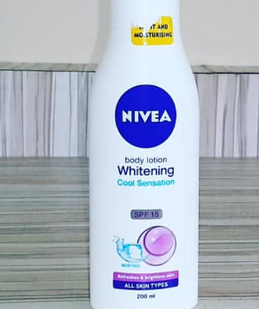 Nivea Whitening Even Tone Uv Protect Body Lotion-Uv protection lotion-By lilgirl27