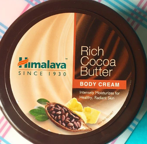 Himalaya Herbals Rich Cocoa Butter Body Cream-Best body butter-By lilgirl27