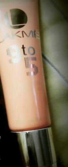 Lakme 9 To 5 Flawless Makeup Foundation-Decent product-By lilgirl27