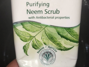 Himalaya Herbals Purifying Neem Scrub -Filled with the goodness of neem-By lilgirl27