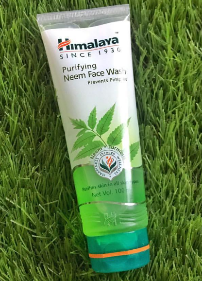 Himalaya Herbals Purifying Neem Foaming Face Wash-Best face wash-By lilgirl27