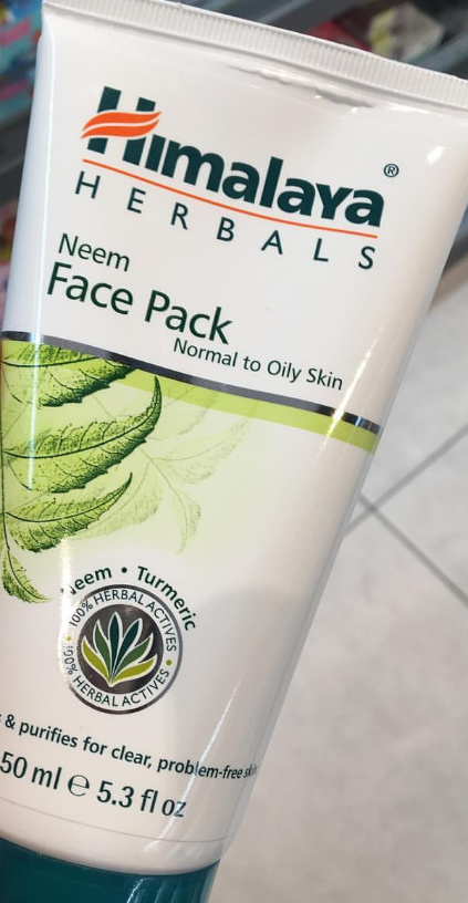 Himalaya Herbals Purifying Neem Pack-Great face pack-By lilgirl27