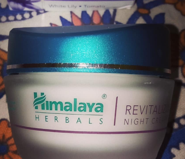 Himalaya Herbals Revitalizing Night Cream-Himalaya revitalizing night cream-By lilgirl27