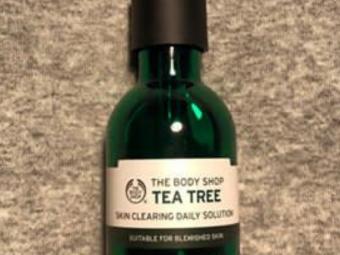 The Body Shop Tea Tree Oil -Tea tree oil-By lilgirl27