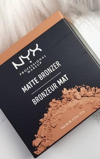 NYX Matte Bronzer -Matte bronzer-By lilgirl27