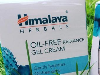 Himalaya Herbals Oil-Free Radiance Gel Cream -Oil free gel moisturizer-By lilgirl27