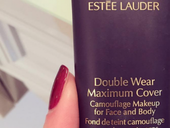 Estee Lauder Double Wear Maximum Cover Camouflage Makeup For Face And Body SPF 15 -Gives full coverage-By lilgirl27