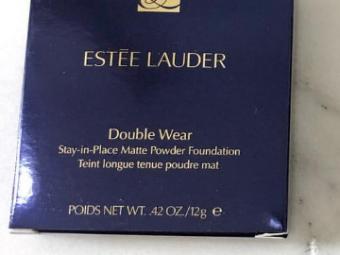 Estee Lauder Double Wear Stay In Place Matte Powder Foundation -Powder foundation-By lilgirl27