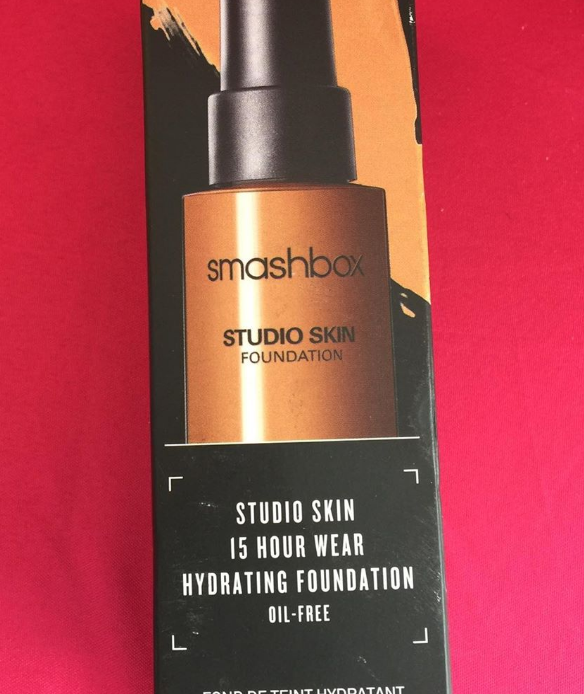 Smashbox Studio Skin 15 Hour Wear Hydrating Foundation-Long wear foundation-By lilgirl27
