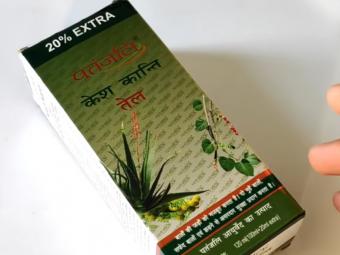 Patanjali Kesh Kanti Hair Oil -Bad-By khushbooj10