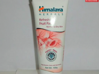 Himalaya Herbals Refreshing Fruit Pack -Face pack-By khushbooj10