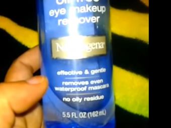 Neutrogena Oil Free Eye Makeup Remover pic 1-Remove makeup-By khushbooj10