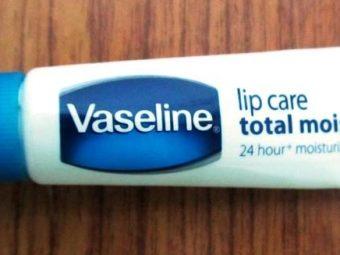 Vaseline Lip Care Total Moisture -Old lip care moisturiser-By umadevi
