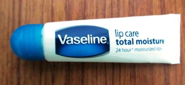 Vaseline Lip Care Total Moisture-Old lip care moisturiser-By umadevi