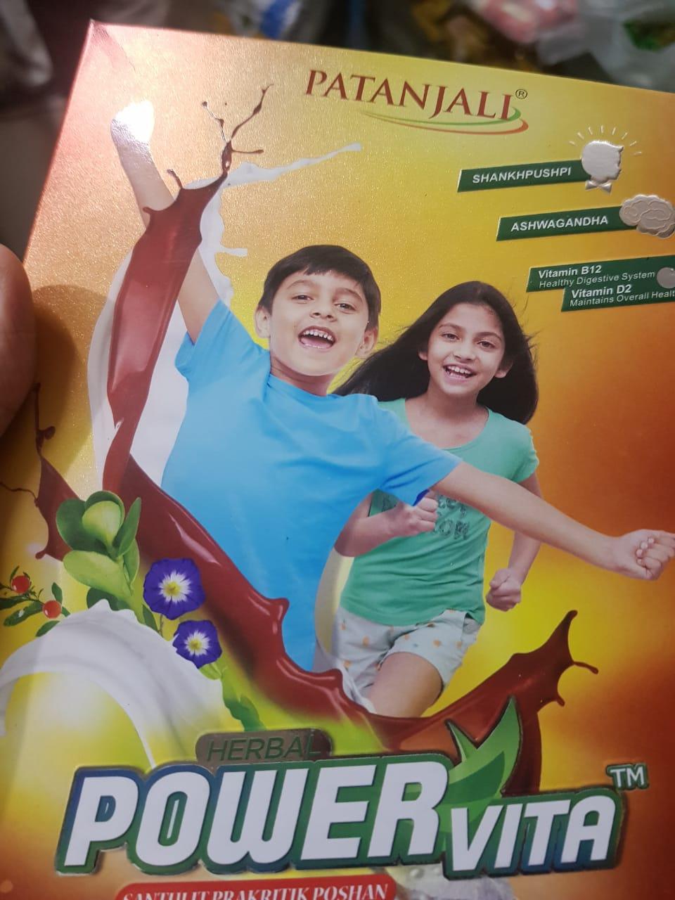 Patanjali Power Vita-Energy booster-By poonam_kakkar