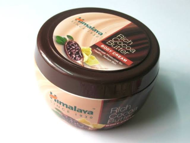Himalaya Herbals Rich Cocoa Butter Body Cream-Good-By pogostylecase