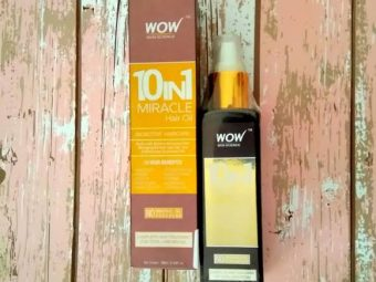 WOW MOROCCAN ARGAN HAIR OIL -Wow-By pogostylecase