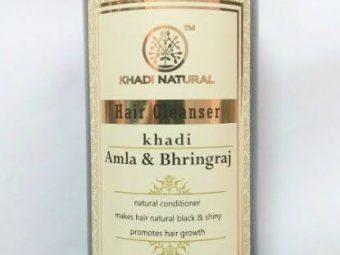 Khadi Natural Amla & Bhringraj Hair Cleanser -Nice-By pogostylecase