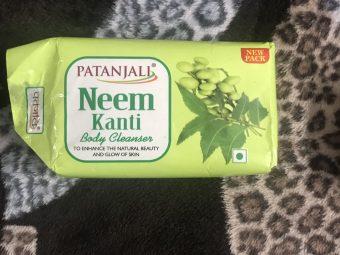 Patanjali Neem Kanti Body Cleanser Soap -Neem rich soap-By poonam_kakkar