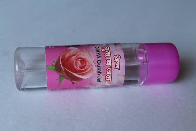 Patanjali Divya Gulab Jal (Rose Water)-Versatile and pure-By pogostylecase