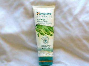 Himalaya Herbals Purifying Neem Scrub -Nice-By pogostylecase