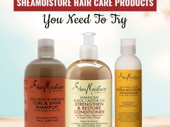 15 Best SheaMoisture Hair Care Products You Need To Try
