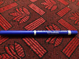 Blue Heaven Soft Kajal Eyeliner -Blue eye liner crayon pencil-By likhita
